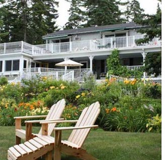 Inn at Bay Ledge in DownEast Maine in Bar Harbor