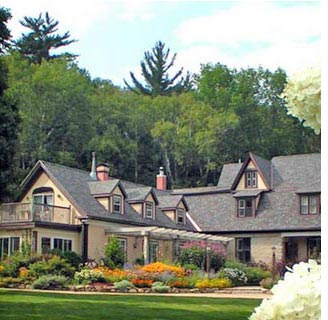 Notchland Inn in NH's White Mountains