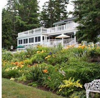 Inn at Bay Ledge, a Bar Harbor Maine bed and breakfast